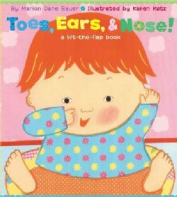Toes, Ears, & Nose! (Board book)