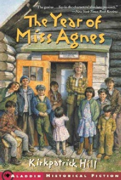 The Year of Miss Agnes (Paperback)