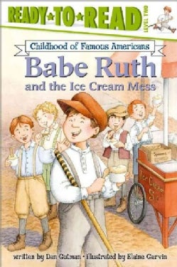 Babe Ruth and the Ice Cream Mess (Paperback)