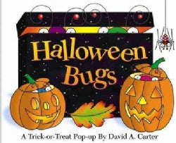 Halloween Bugs: A Trick-Or-Treat Pop-Up (Hardcover)