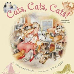 Cats, Cats, Cats (Paperback)