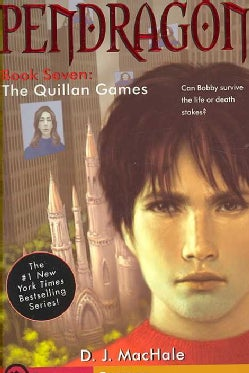 The Quillan Games (Paperback)