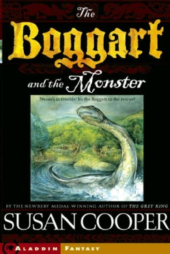 The Boggart and the Monster (Paperback)