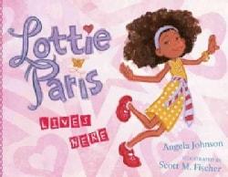 Lottie Paris Lives Here (Hardcover)