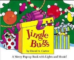 Jingle Bugs: A Merry Pop-Up Book With  Lights and Music (Hardcover)