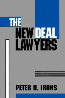The New Deal Lawyers (Paperback)