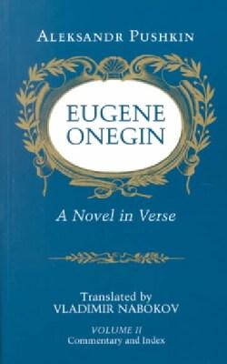 Eugene Onegin: A Novel in Verse (Paperback)