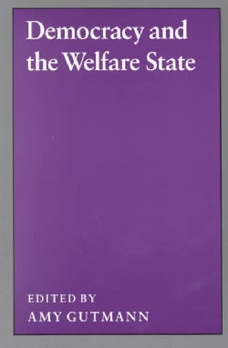 Democracy and the Welfare State (Paperback)