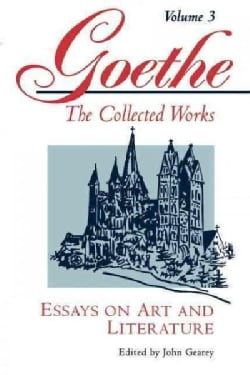 Essays on Art and Literature (Paperback)
