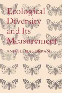 Ecological Diversity and Its Measurement (Paperback)