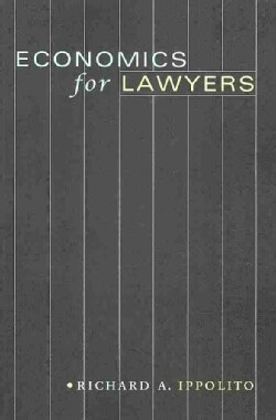 Economics for Lawyers (Paperback)