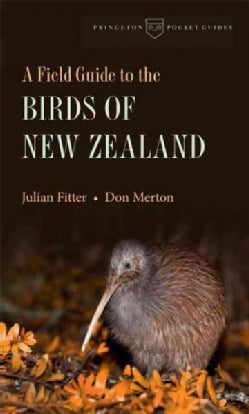 A Field Guide to the Birds of New Zealand (Paperback)