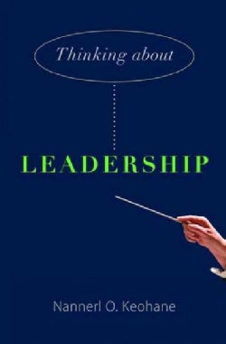 Thinking About Leadership (Paperback)