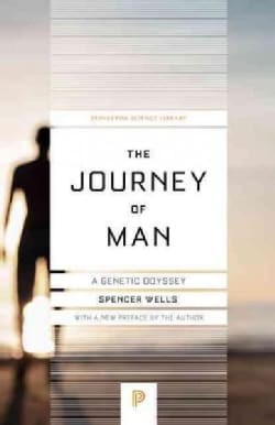 The Journey of Man: A Genetic Odyssey (Paperback)