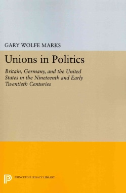 Unions in Politics: Britain, Germany, and the United States in the Nineteenth and Early Twentieth Centuries (Paperback)