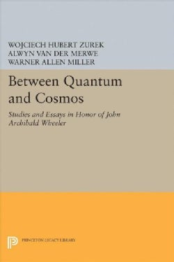 Between Quantum and Cosmos: Studies and Essays in Honor of John Archibald Wheeler (Paperback)