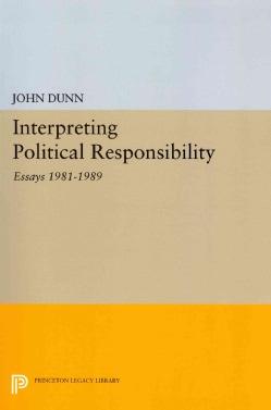 political judgement essays for john dunn