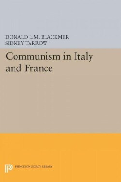 Communism in Italy and France (Paperback)