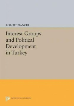 Interest Groups and Political Development in Turkey (Paperback)