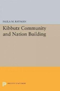 Kibbutz Community and Nation Building (Paperback)