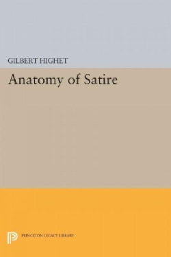 Anatomy of Satire (Paperback)