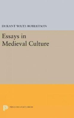 Essays in Medieval Culture (Hardcover)
