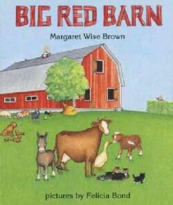 Big Red Barn (Board book)
