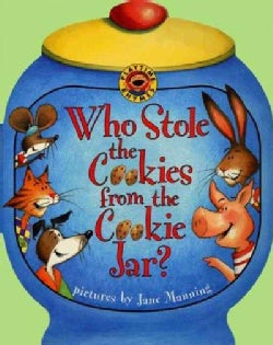 Who Stole the Cookies from the Cookie Jar (Paperback)