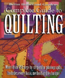 Complete Guide to Quilting (Paperback)