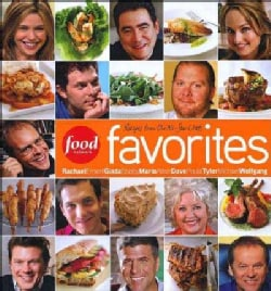 Food Network Favorites: Recipes from Our All-Star Chefs (Paperback)