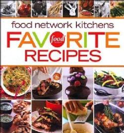 Food Network Kitchens Favorite Recipes (Paperback)
