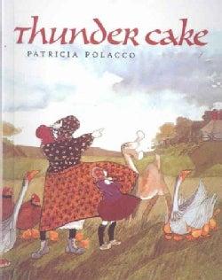 Thunder Cake (Paperback)