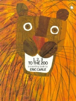 1, 2, 3 To the Zoo: A Counting Book (Paperback)