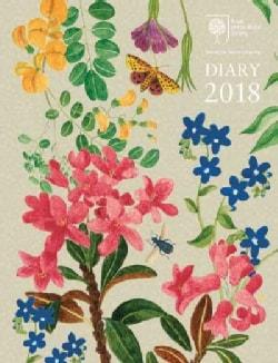 Royal Horticultural Society Pocket 2018 Diary (Calendar)