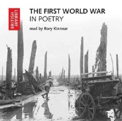 The First World War in Poetry (CD-Audio)