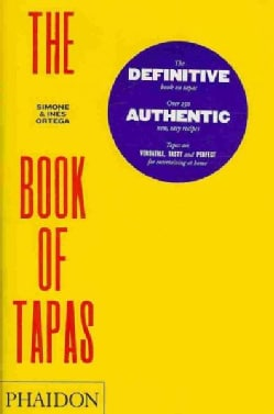 The Book of Tapas (Hardcover)