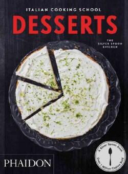 Desserts: Italian Cooking School (Paperback)