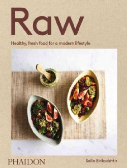 Raw: Recipes for a Modern Vegetarian Lifestyle (Hardcover)