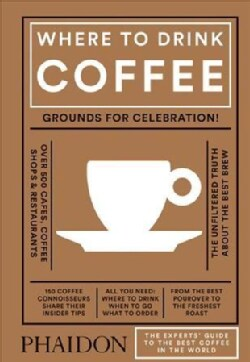 Where to Drink Coffee (Hardcover)