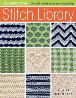 The Knitter's Bible Stitch Library (Paperback)