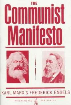 Manifesto of the Communist Party (Paperback)