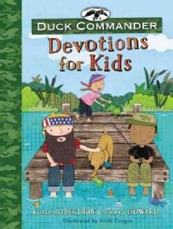 Duck Commander: Devotions for Kids (Hardcover)