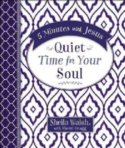 5 Minutes With Jesus: Quiet Time for Your Soul (Hardcover)