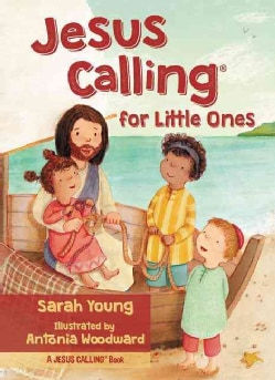Jesus Calling for Little Ones (Board book)