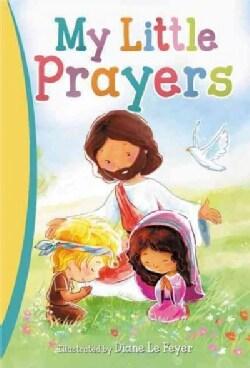 My Little Prayers (Hardcover)