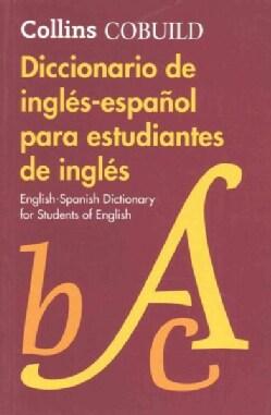 Diccionario de ingles-espanol para estudiantes de ingles (Paperback)