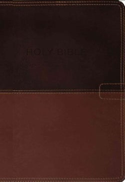 Holy Bible: New King James Version, Know The Word Study Bible, Brown/Caramel, Leathersoft (Paperback)