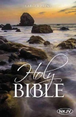 Holy Bible: New King James Version (Paperback)