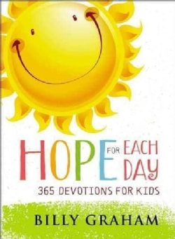 Hope for Each Day: 365 Devotions for Kids (Hardcover)