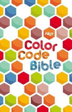 Color Code Bible: New King James Version (Hardcover)